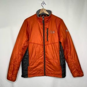 Mens mountain Hardwear jacket size large